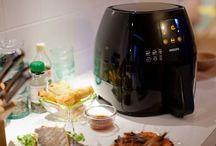 Airfryer gerechten