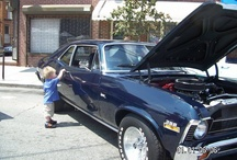 Muscle Cars / by Noah Toal