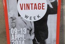 Milano Vintage Week 2014 / Foto di venerdì 11-4-2014 alla Milano Vintage Week.