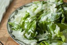 Salatsossen