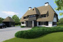 KABAZ - Gooische Villa in Blaricum / Nieuwbouwwoning ontworpen door de architecten en stylisten van KABAZ.