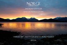 NORGE  / Emozioni norvegesi photos exhibition in Pistoia (Italy) 1 march -  25 april 2013
