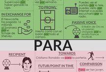 Spanish lesson activities