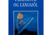Books about Icelandic knitting / Resourceful books about traditional Icelandic knitting