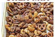 Nuts recipes