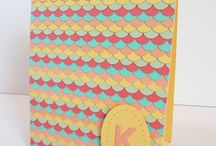 Stampin' Up! ~ Punches ~ Scallop Edge Punch / Inspiration for Stampin' Up's Scallop Edge Punch