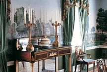 empire style interior