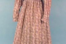 Women's Clothes c1830-c1856 / Clothes