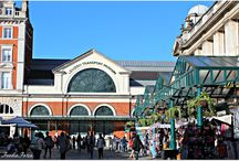 Covent Garden Places to Eat and Drink / Looking for somewhere to eat and drink in Covent Garden London then look no further