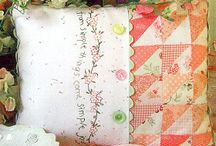 IF I could sew, embroidery or quilt!! / by Leisa McKane