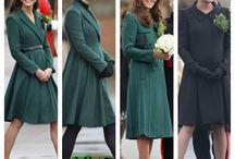 British Royalty - HRH Duchess of Cambridge, Comparisons / by Amy Joann