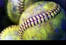Softball<3 / by Lydia Fitzpatrick