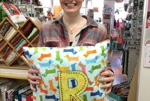 Sew Creative workshops / Celebration of our creative customers