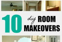 DIY Room makeovers
