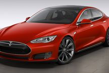 Tesla Model S Performance 85kWh Performance / Tesla Model S Performance 85kWh Performance Multi-Coat Red