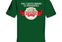 Patruni e Sutta T Shirt / The Tee for the sicilian beer