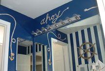 Coastal Style Bathrooms