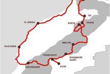 Marroc amb nens: 4400 km, 21 dies i 2 nens / Primer viatge al Marroc en el qual vam portar el nostre propi cotxe. Ruta per lliure de 21 dies realitzada per 2 adults i 2 nens de 3 i 7 anys.