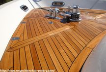 Marine Carpentry / We have experienced and well qualified marine decking carpenters always ready to work with professionalism so that they can deliver a quality and durable deck.