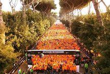 We Run Rome 2015 / Photo della gara WeRunRome 10K del 31/12/2015. Partecipazione come PECER NIKE.