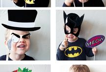 Bryce's Batman Party (Turning 3)