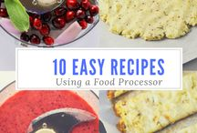 Food processor ideas