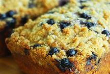 Blueberry zucchini bread / by Teresa Patterson