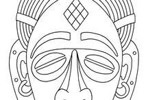 Schule Masken