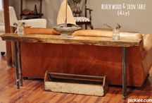 Furniture / by Candice : She's Crafty
