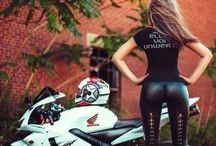 Girls and bikes.....