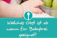 Baby essen