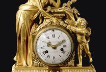 Relojes de mesa antiguos