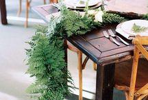 I FERN FOR YOU / Fern + Green Wedding Inspiration