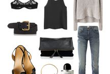 Spring style / Clothes I covet for the in between temperatures