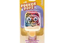 Pucker Pops (batons) claire's
