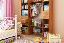 Wizualizacje architektoniczne / Więcej informacji znajdziecie Państwo na: http://www.inshapestudio.pl/portfolio/pokoj-dzieciecy/