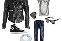 Inspiração: Peças & Combinações / Combinações de peças que vão do inverno ao verão, do simples ao sofisticado! ;)