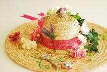 Secret garden hat / by Naomi Comba