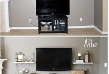 DIY Home / Do it yourself projects for the home. Such as furniture and other