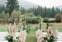 Esküvő - színek