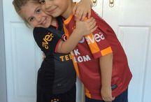 Galatasaray kids. Go team :))