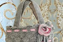 Crochet bags / by Maridith Potts