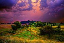 God's Beauty / God's beautiful world. #Nature #beauty #God  / by Jessica Darnall