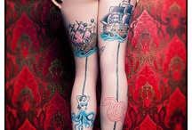 body grafitti / tattoos, piercings, etc. / by Emily SoWard