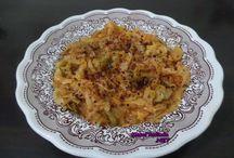 Zeytinyağlı Kapuska