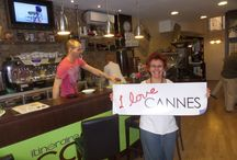 Cannes Cafes and Restaurants / The places we have tried, tested and are happy to recommend