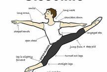 Ballet Movements