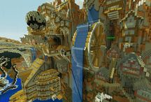Minecraft - Castles & Towns