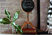 Home Ideas I Love