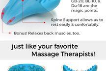 masážní therapie krční páteř